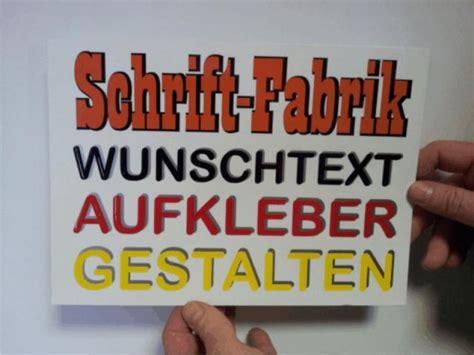 Aufkleber Selbst Gestalten Boot by Wunschtext Aufkleber Von Schrift Fabrik De