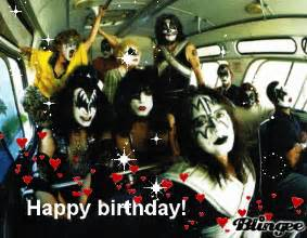 happy birthday kiss picture 128472069 blingee com