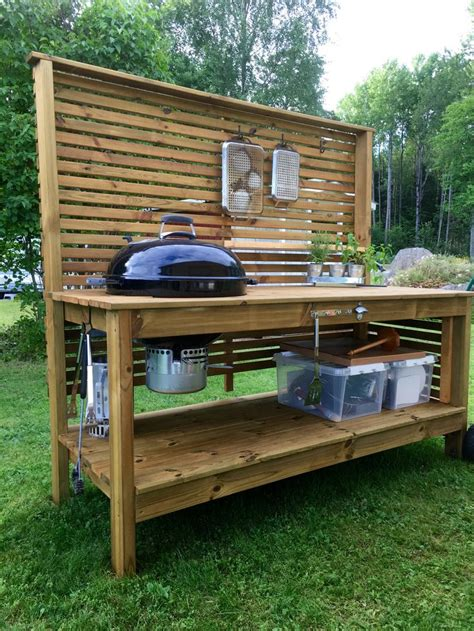 bbq bench best 20 bbq table ideas on pinterest