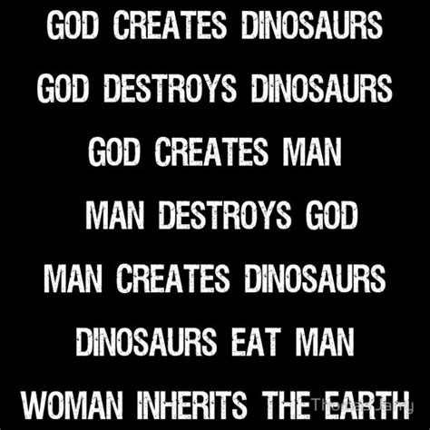 god creates dinosaurs ian malcolm books pin by julie mcmurray knope on quotes sayings pictures