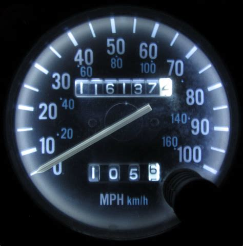 jeep wrangler speedometer jeep wrangler yj 1987 1995 bright white led asap