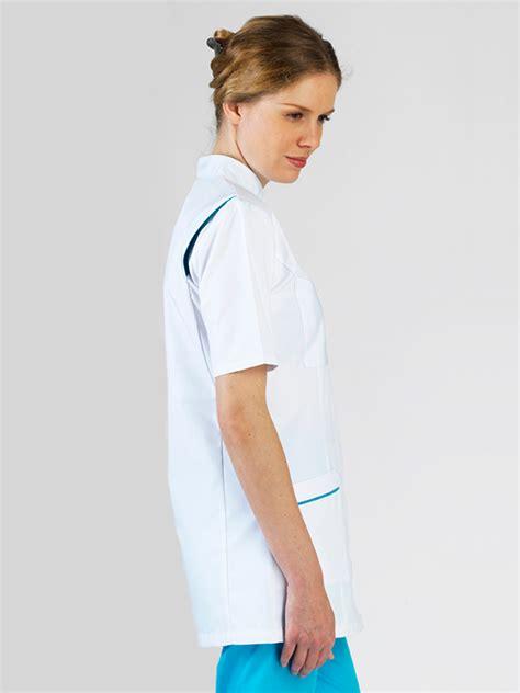 Leony Blouse blouse leonie femme pour dentiste p 233 dicure pharmacienne