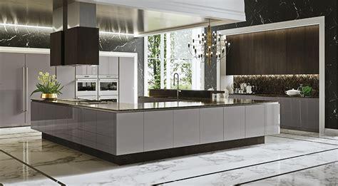 Modern Luxury Kitchen Designs Luxury Modern Kitchen Designs Snaidero Usa