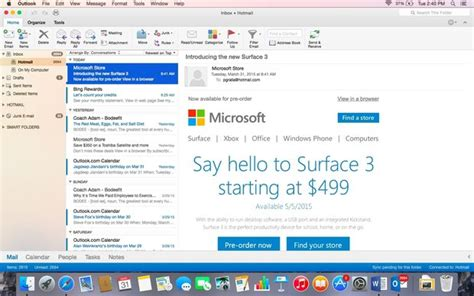 microsoft outlook for mac review office 2016 for mac offers a new interface and