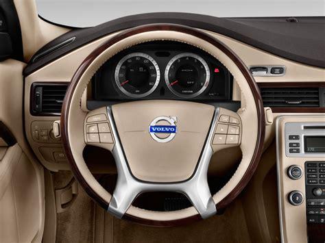 volvo steering wheel image 2011 volvo s80 4 door sedan 3 2l fwd steering wheel