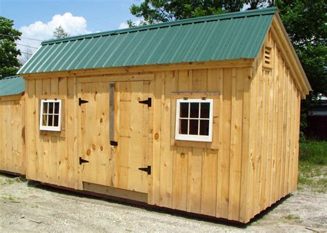 Saltbox Shed by Saltbox Sheds Small Storage Shed Plans Garden Shed Kit