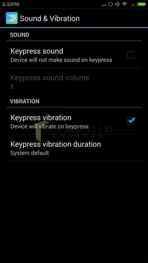 tutorial xiaomi mi4 xiaomi mi4 how to disable vibration on keyboard touch