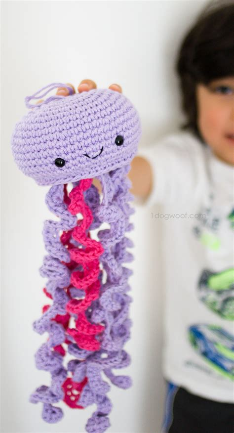crochet pattern jellyfish free crochet patterns for jellyfish dancox for