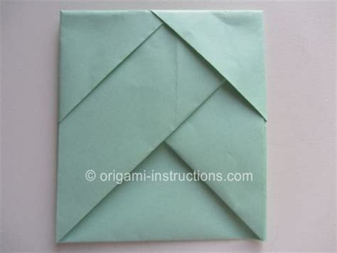 How To Fold Paper Notes - 17 best ideas about origami envelope on