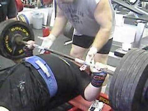 cain velasquez bench press tank abbott 600 pound bench press