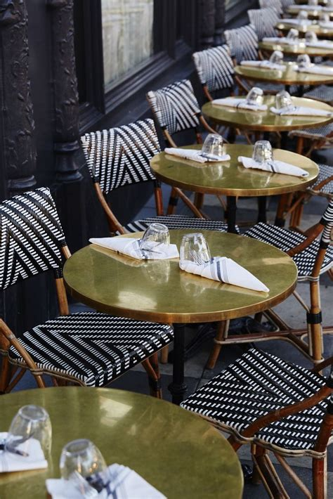 these chairs with the gold tables ace hotel for