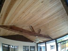 tongue and groove ceiling tongue groove cypress patio o trades