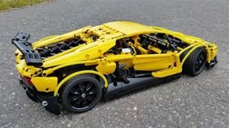 Lego Technic Lamborghini Lamborghini Aventador Lp 720 4 50th Anniversario Lego