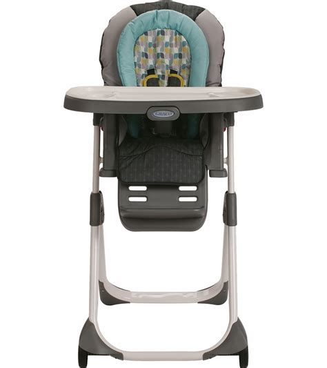 graco duodiner lx high chair botany