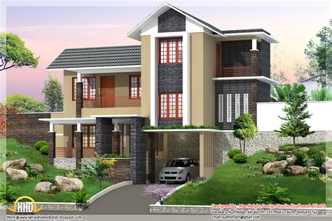 New House Designs by New Trendy 4bhk Kerala Home Design 2680 Sq Ft Kerala