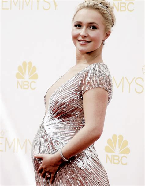 Hayden Panettieres Abs Dress At The Los Angeles Kodak Theatre Ratatouille Premiere by Hayden Panettiere Psd