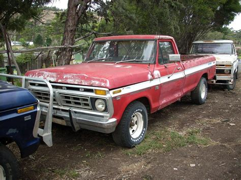 Ford F100 For Sale by Ford F100 For Sale In Bulla Vic Whatsinyourpaddock