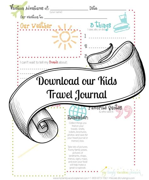 travel journal template rv travel journal templates pictures to pin on