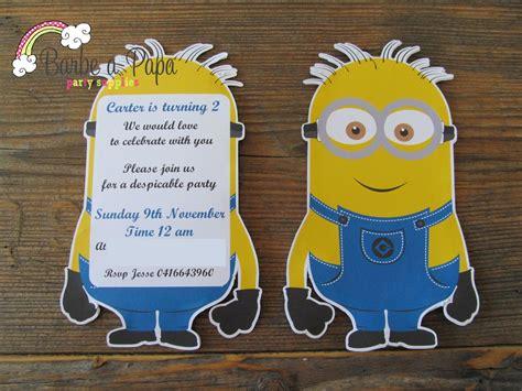 minion party invitations theruntime com