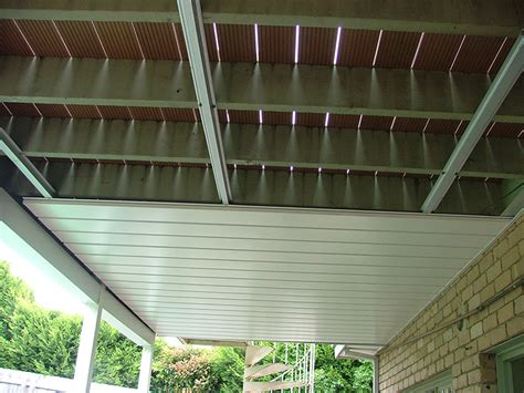waterproof  deck  underdeck
