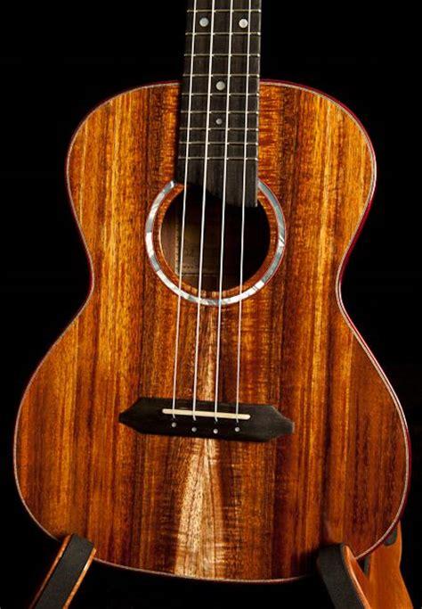 Ukulele Handmade - lichty handmade koa tenor ukulele stunning ukuleles