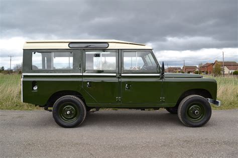 land rover series 3 109 for sale land rover series 3 109 quot station wagon nut bolt
