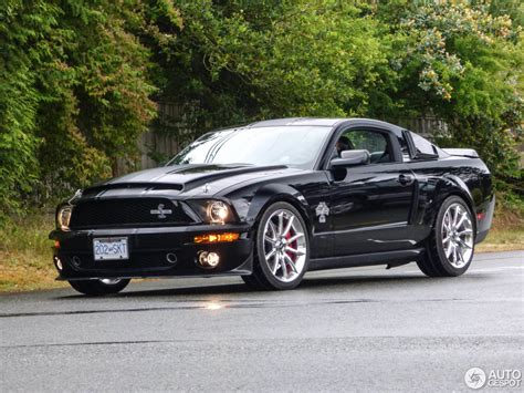 Snake Mustang by Ford Mustang Shelby Gt500 Snake Signature Edition