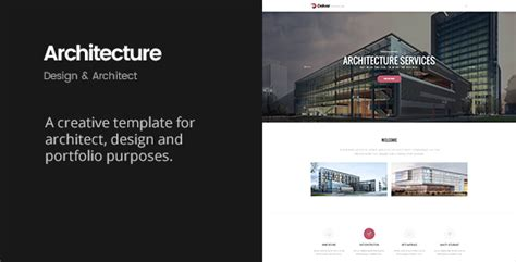 Deliver Architecture Portfolio Design Architect Template By Zawia Architecture Portfolio Template