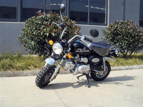 125 Elektro Motorrad by Skyteam St125 8 125ccm Monkey Nachbau Euro4 Version
