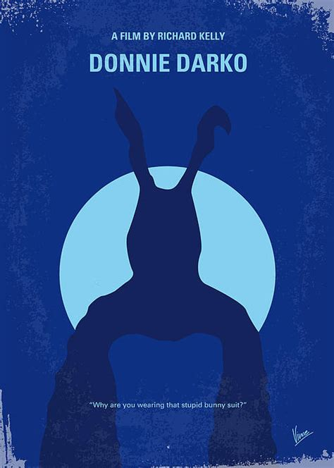 donnie darko greeting card template no295 my donnie darko minimal poster by chungkong
