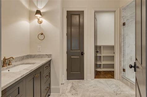 white cabinets with antique brass hardware gray bathroom vanity cabinets with antique brass