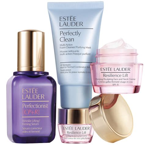 est 233 e lauder resilience lift lifting firming repair set free delivery