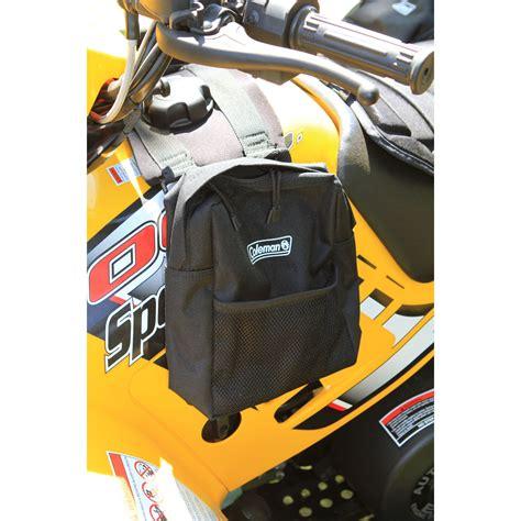 Tankbag Seatbag 7gear Enduro New 2017 coleman atv tank top saddle bag black ebay