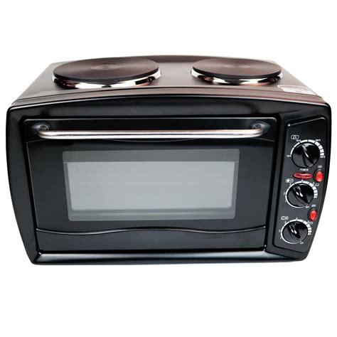 Kitchen Oven And Grill Mini Oven Kitchen Mate C W Plates And Grill 163 49 99