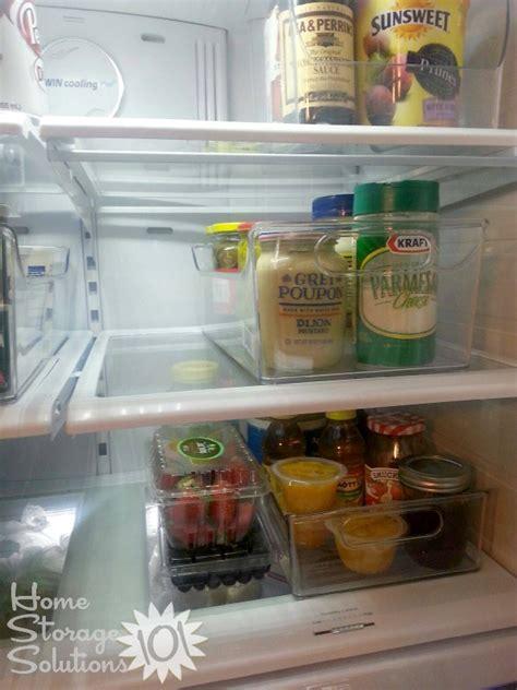 home storage solutions 101 real life refrigerator organization storage ideas