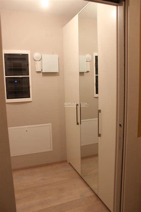 armadio nicchia 19 armadio in nicchia moderno er ma da mobilificio