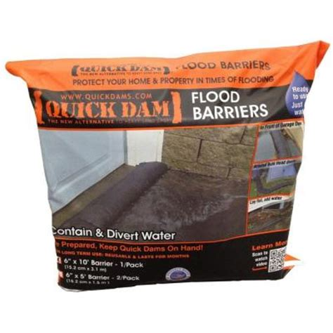 dam 6 in x 10 ft expanding barrier qd610 1 the