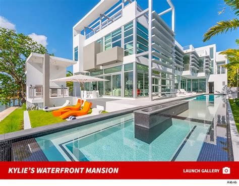 Miami Crib Rental by Jenner S Miami Rental Mansion Tmz