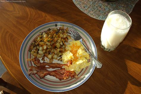 Handmade Breakfast - breakfast potatoes a simple and potato