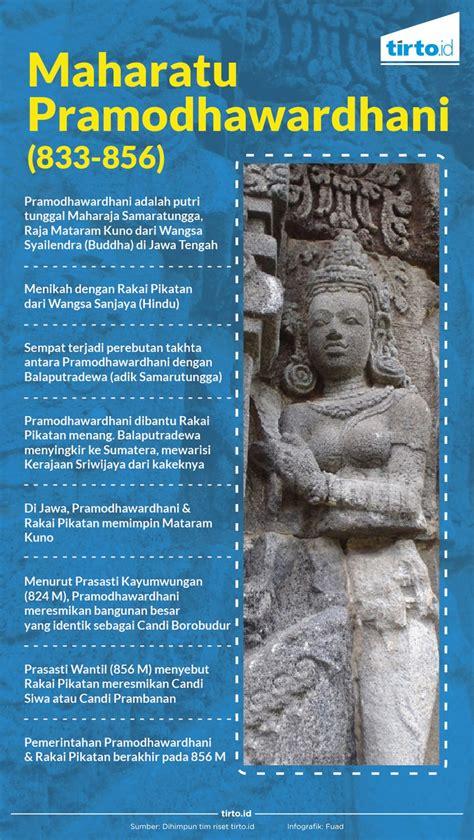 Memuji Prambanan by Ratu Pramodhawardani Kawin Beda Agama Menganjurkan