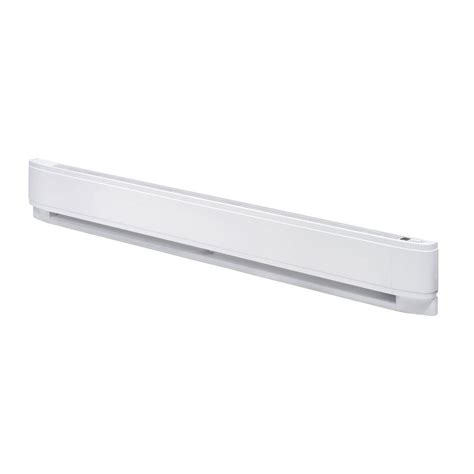 Thin Baseboard Heaters Dimplex 60 In 2 500 Watt Linear Proportional Convector