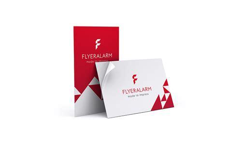 Visitenkarten Aufkleber Bestellen by Visitenkarten Aus Exklusiv Material Drucken Bei Flyeralarm