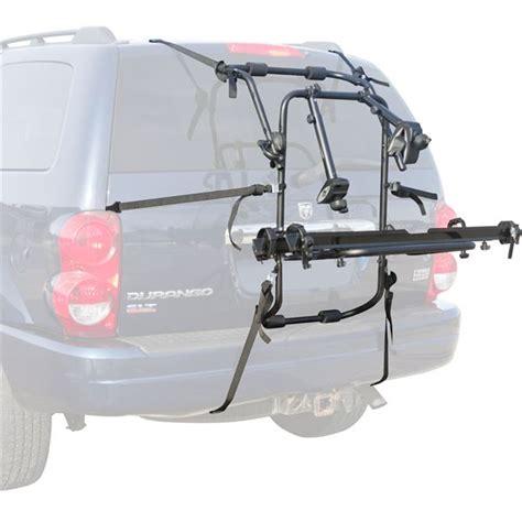 2 3 bike steel wheel mount trunk bike rack discount rs