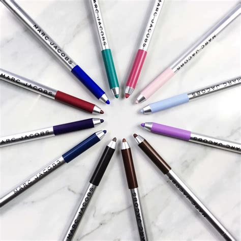 Sold New Marc Blacquer Highliner Eye Liner 1 marc matte highliner gel eye crayon eyeliner review swatches liner and glitter and