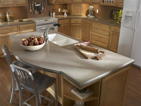 Countertop Surface by Solid Surface Kitchen Countertop Hgtv