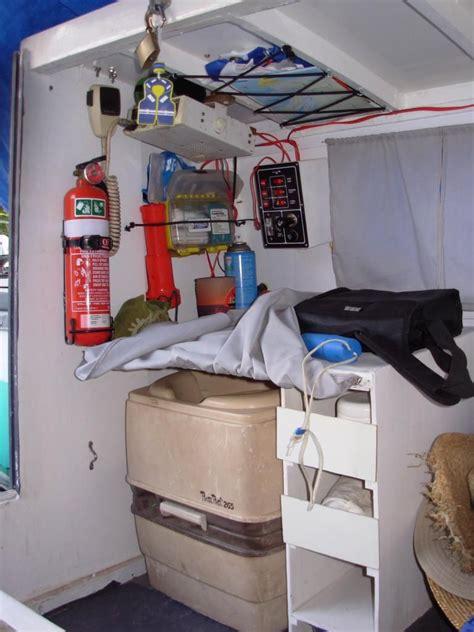 sailboat ideas storage inside a hartley 16 ts sailboats airstreams