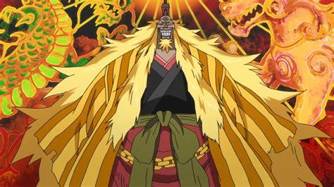 Film One Piece Shiki Le Lion D Or   shiki one piece encyclop 233 die