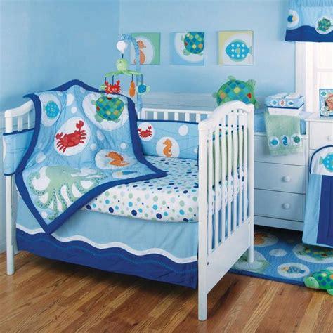 under the sea baby bedding calypso baby crib bedding by kidsline ocean beach fish