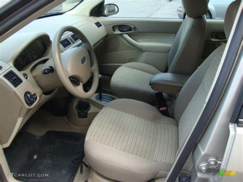 2006 Ford Focus Interior by Pebble Light Pebble Interior 2006 Ford Focus Zx4 Se