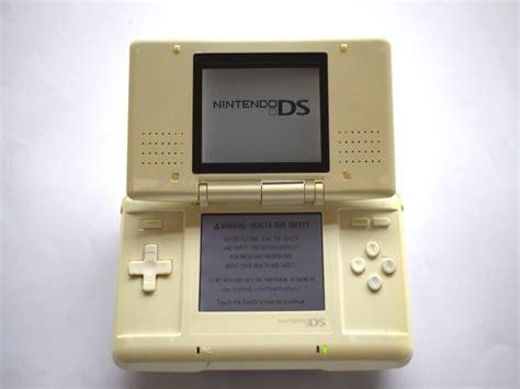 original nintendo console nintendo ds original black console baxtros